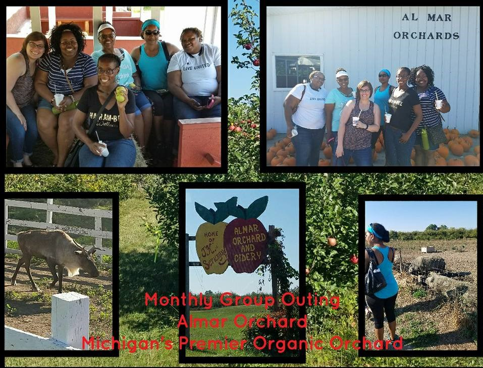 2017 Harambee Tribe at Almar Apple Orchard