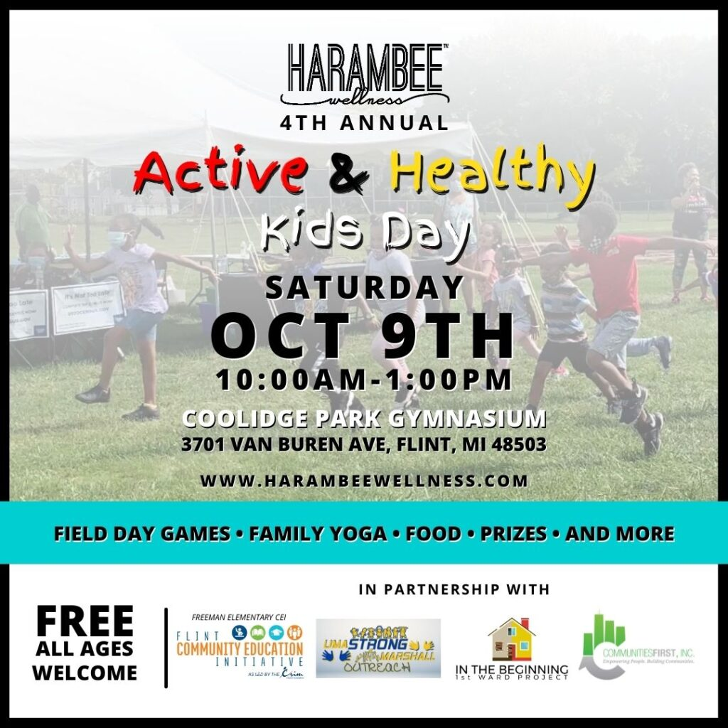 Oct9_ApprovedFlyer_2021 Healthy & Active Kids Day